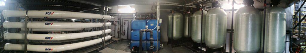 Реализованные проекты водоподготовительных установок