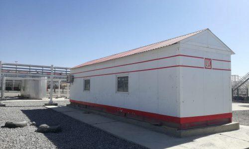 Блочно-модульная станция водоподготовки в